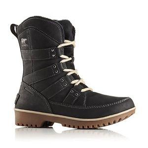 NIB Sorel Meadow premium lace winter boots 7